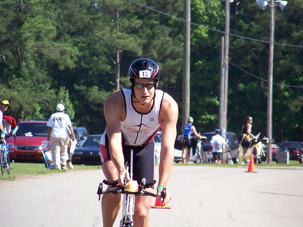 2009 Half-Ironman/Sprint Triathlon
