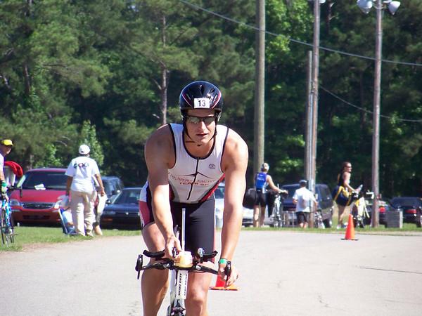 2009 Half-Ironman/Sprint Triathlon