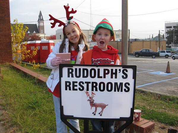 Reindeer Run 2009 (Taken by Chase Whitaker & Shyenne Wilkins)
